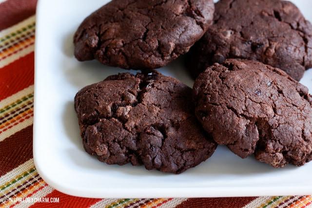 Chocolate Cherry Cookie