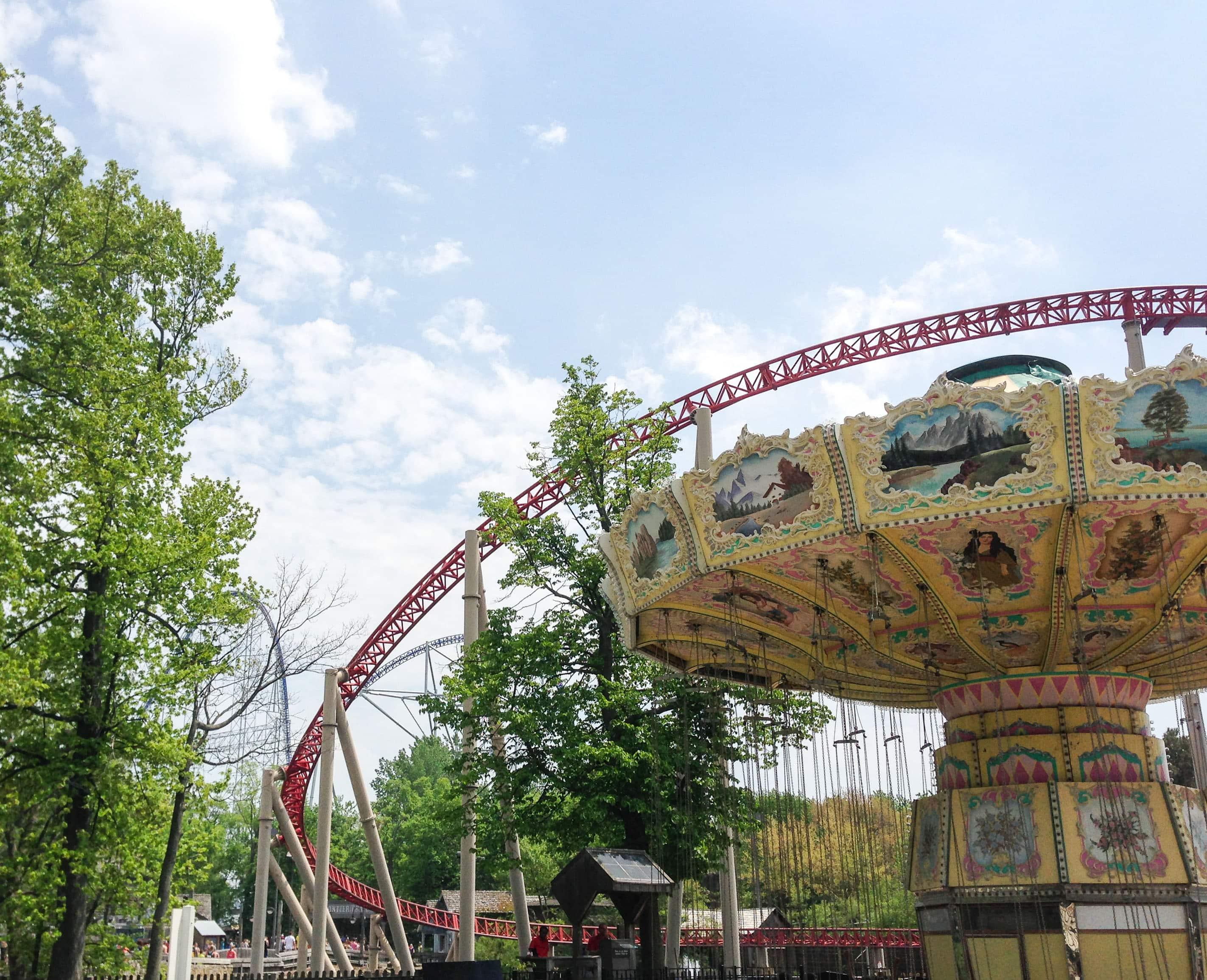 Cedar Point | Inspired by Charm