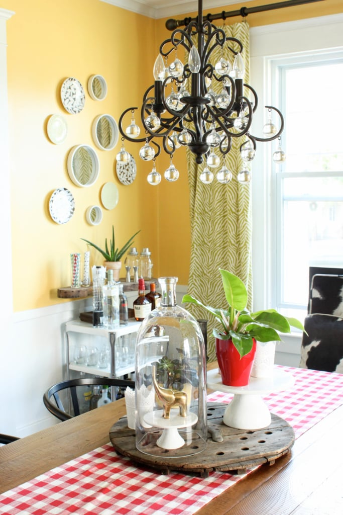 A Summer Dining Room | Inspired by Charm