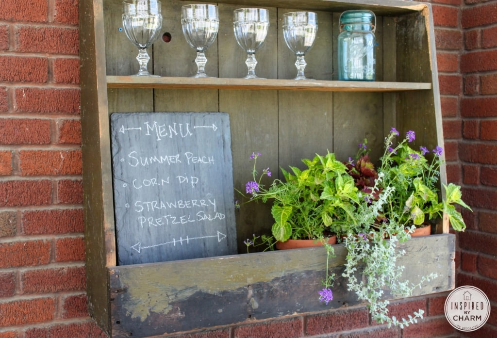 Slate Boards, Three Ways via Inspired by Charm
