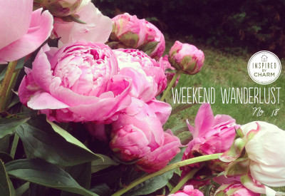 Weekend Wanderlust: No. 18