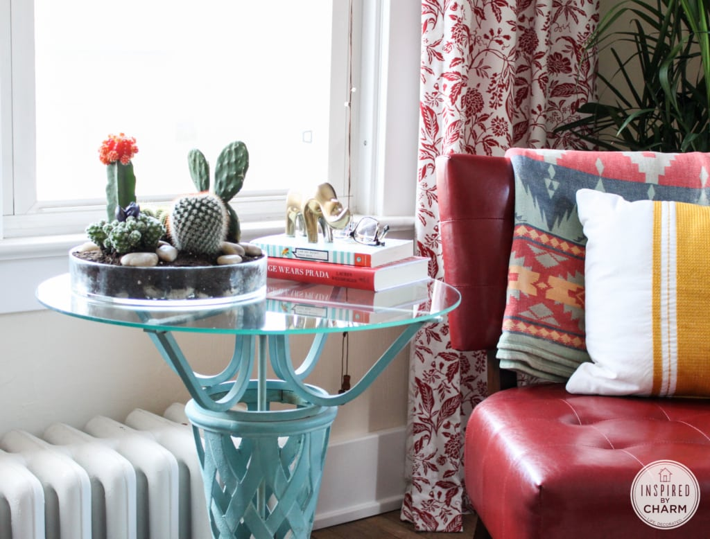 Tabletop Cactus Garden   Inspired by Charm