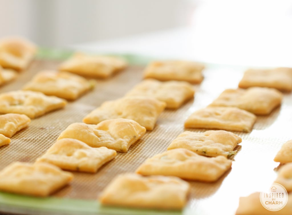 Cheese Crackers | Inspired by Charm