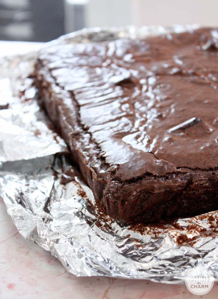 Brownies   Inspired by Charm