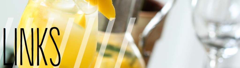Pineapple, Mango and Basil Sangria   Inspired by Charm