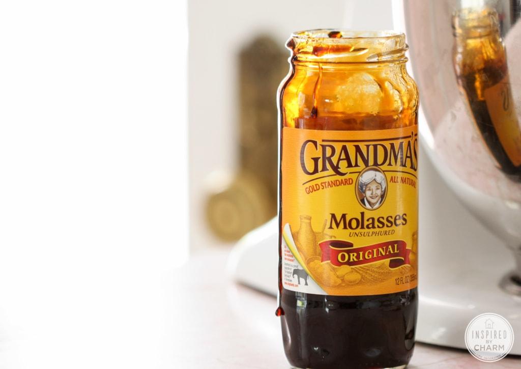 Caramel Gingersnaps | Inspired by Charm #IBCFallCookieWeek