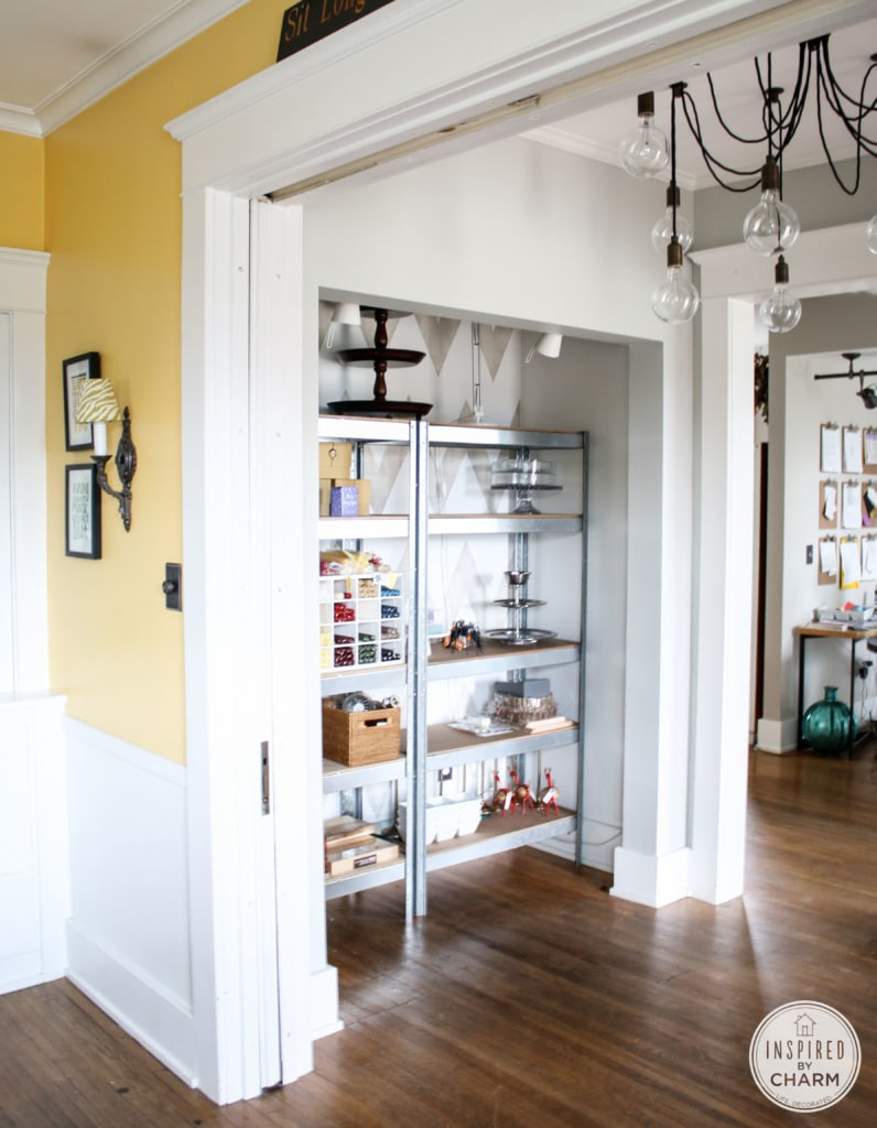The Making of a Closet | Inspired by Charm #31daysofhome