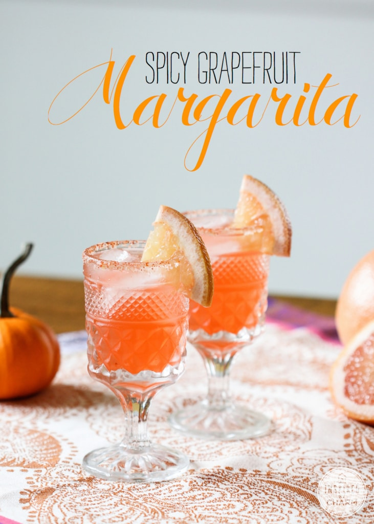 Elegant Fall-Inspired Cocktails | Inspired by Charm for SodaStream