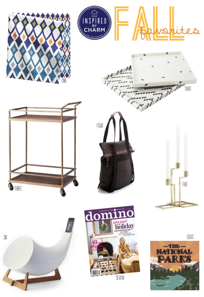 Fall Favorites | Inspired by Charm