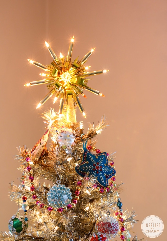 Rockin' Around the Vintage Christmas Tree | Inspired by Charm