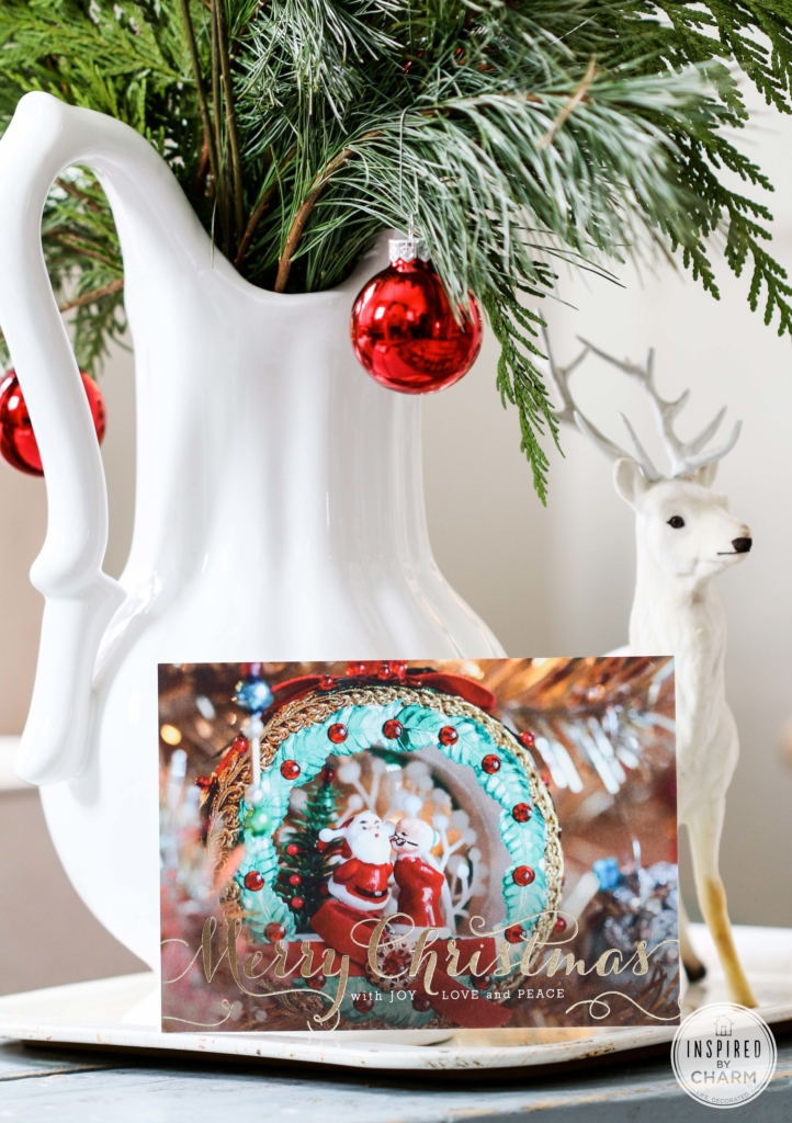 Christmas Cards | Inspired by Charm #IBCholiday