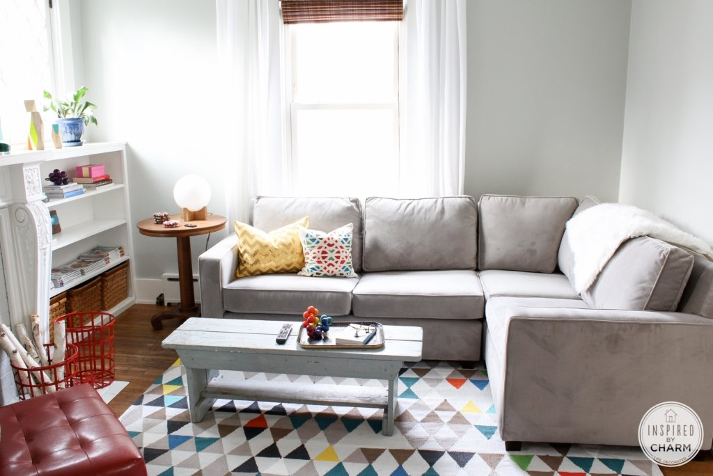 New Couch | Inspired by Charm