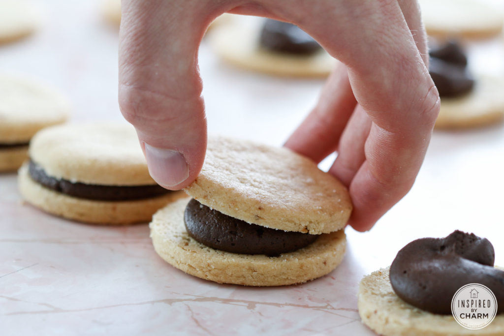Pistachio-Chocolate Shortbread Cookie Recipes — Dishmaps