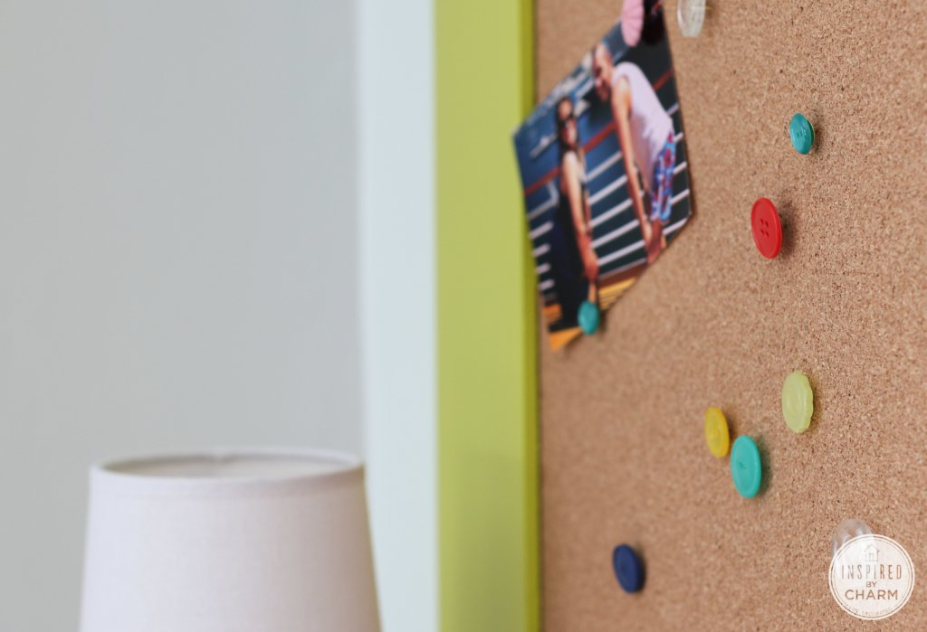 DIY Button Thumb Tacks | Inspired by Charm