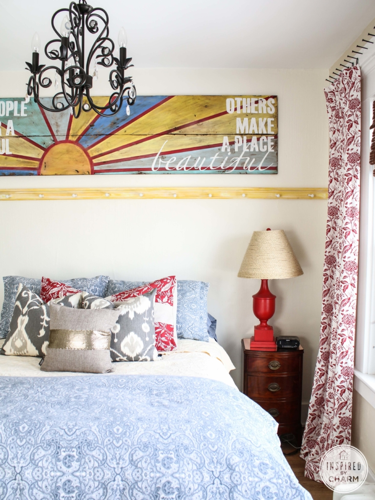 My Bedroom: Before | Inspired by Charm