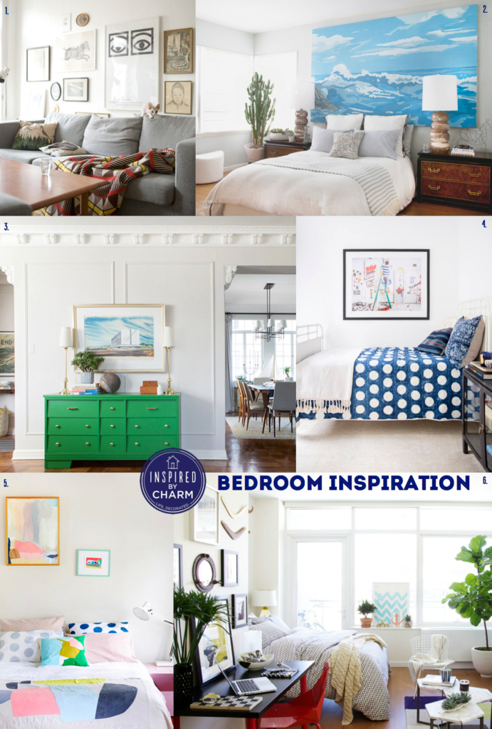 My Bedroom: Inspiration | Inspired by Charm