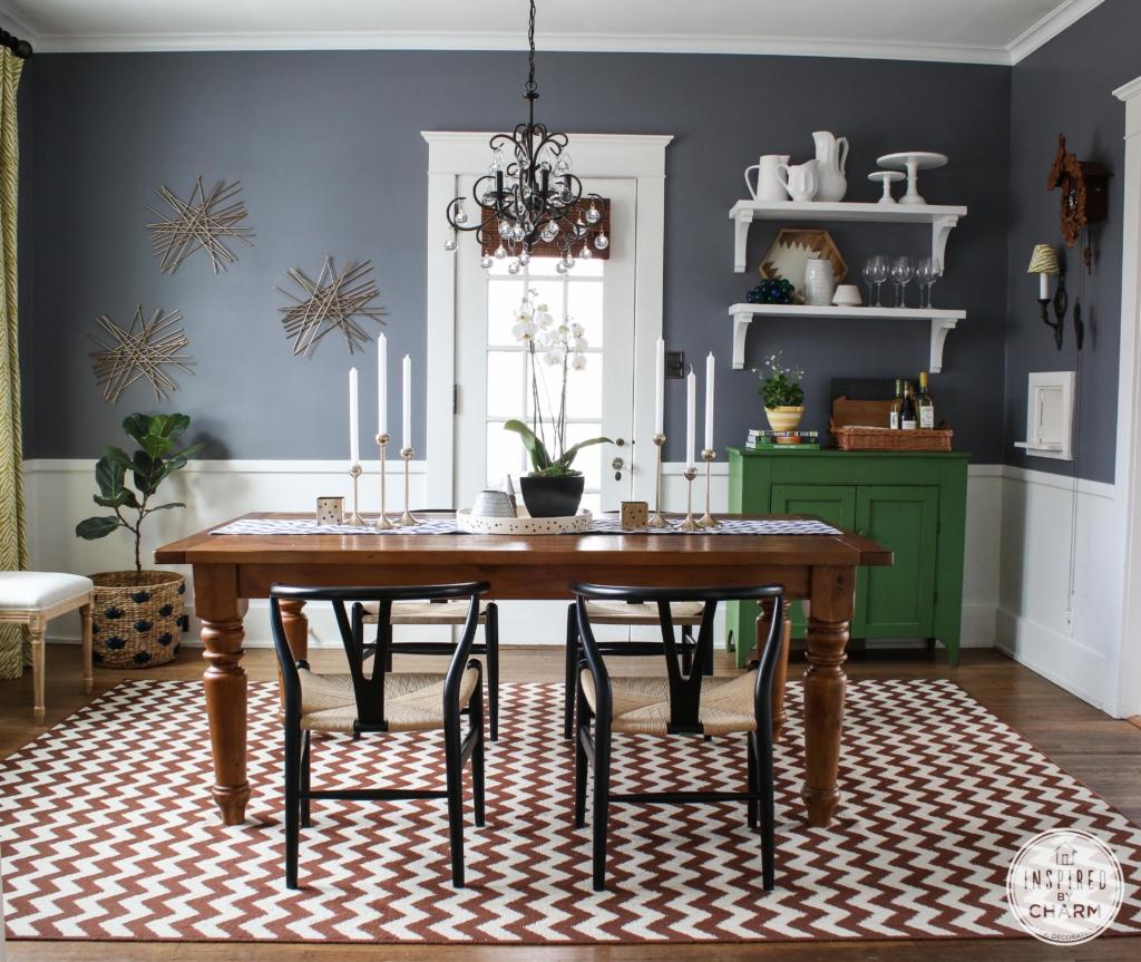 Dining Room Colors: Nate Berkus Is In My Dining Room