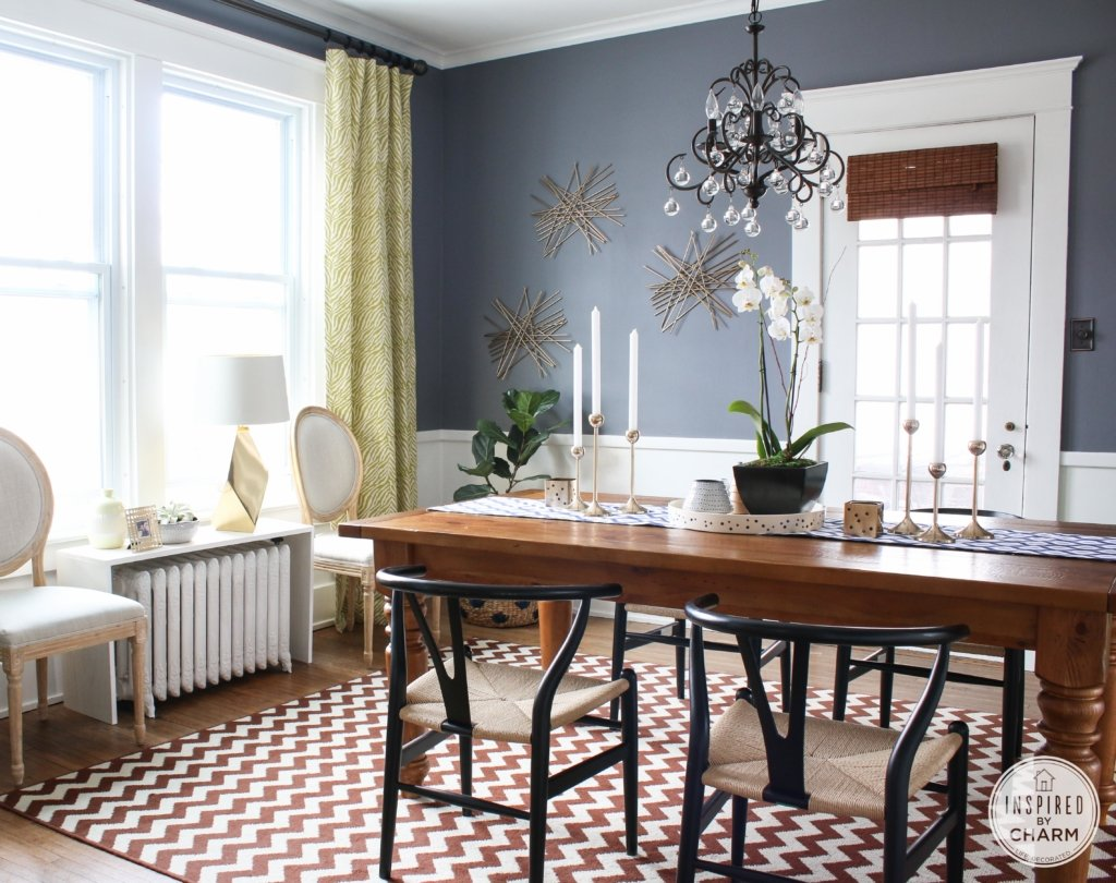Nate Berkus in My Dining Room | Inspired by charm