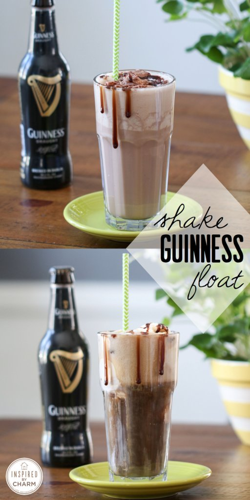 Guinness Shake / Float | Inspired by Charm
