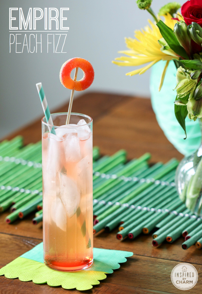 Empire Peach Fizz | Inspired by Charm