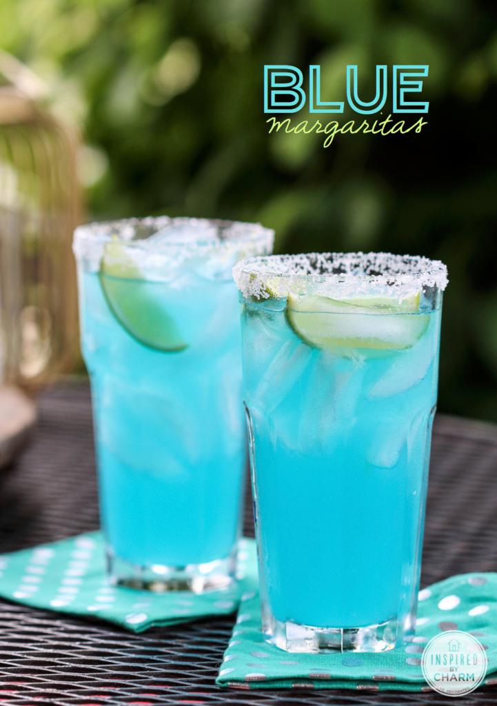 Blue Margarita | Inspired by Charm