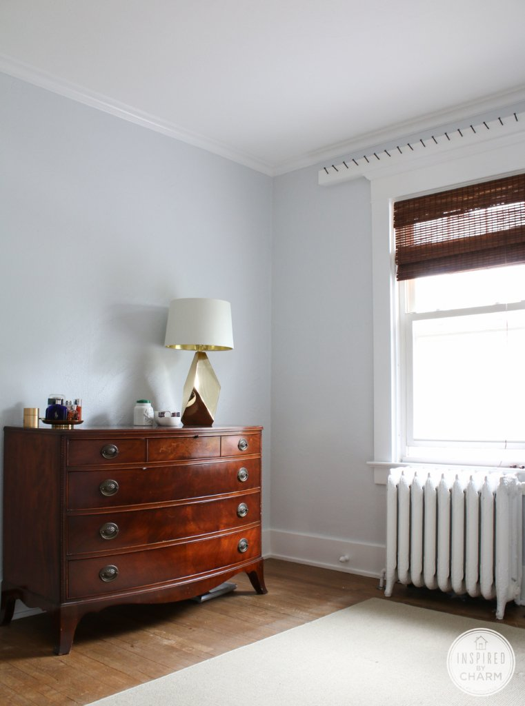 My Bedroom: Paint and a Plan | Inspired by Charm