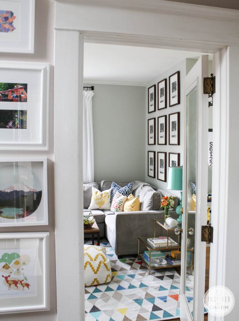 A New Gallery Wall | Inspired by Charm
