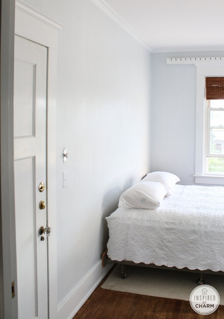 Master Bedroom Painted | Inspired by Charm