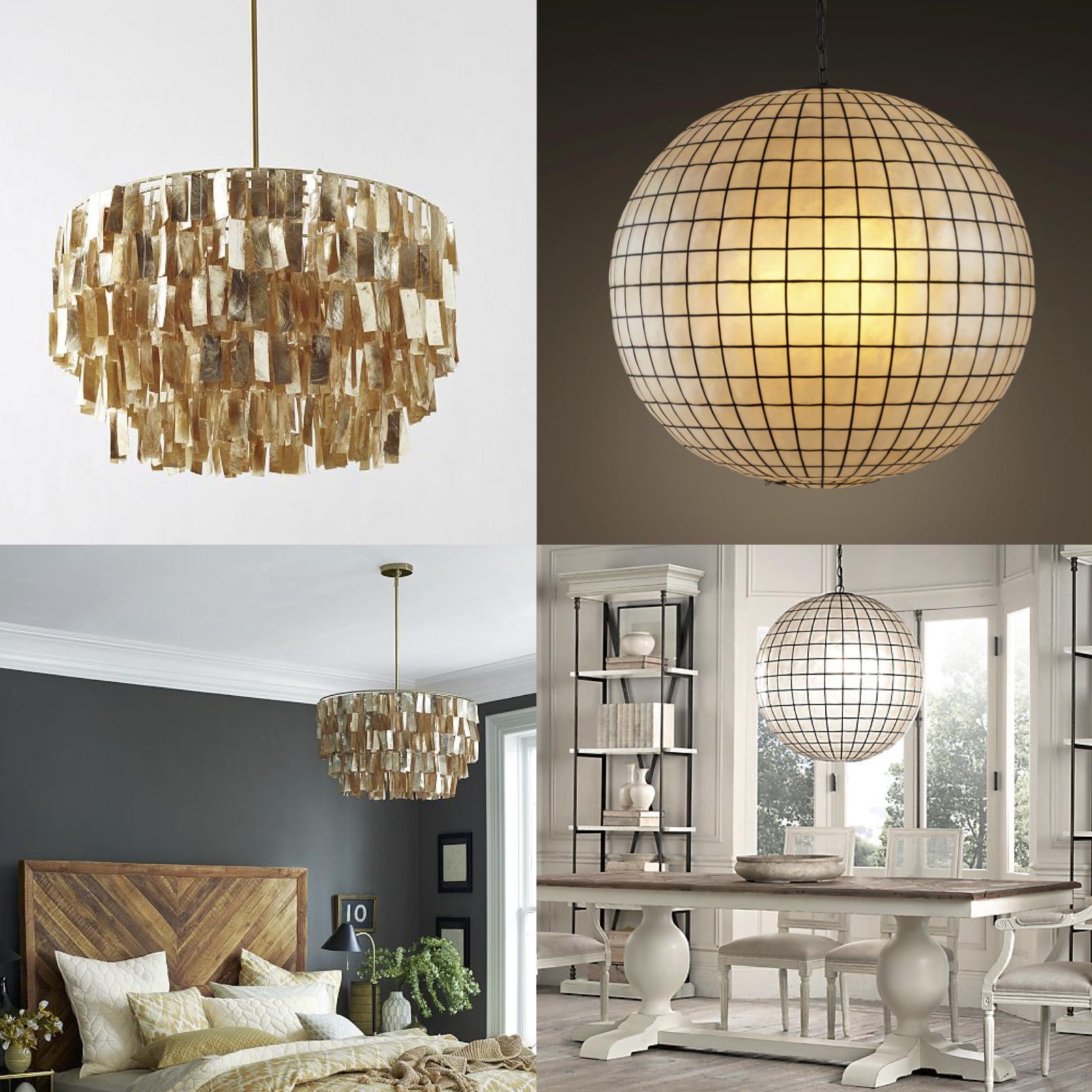 capiz shell lighting fixtures. bedroom progress light fixture inspired by charm capiz shell lighting fixtures h
