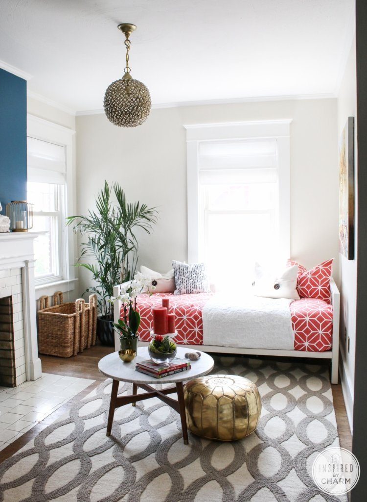 Guest Room Updates | Inspired by Charm