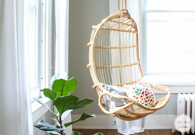 garden chair children indoor swing chairs rocking hanging adult wood and anti outdoor corrosion item balcony