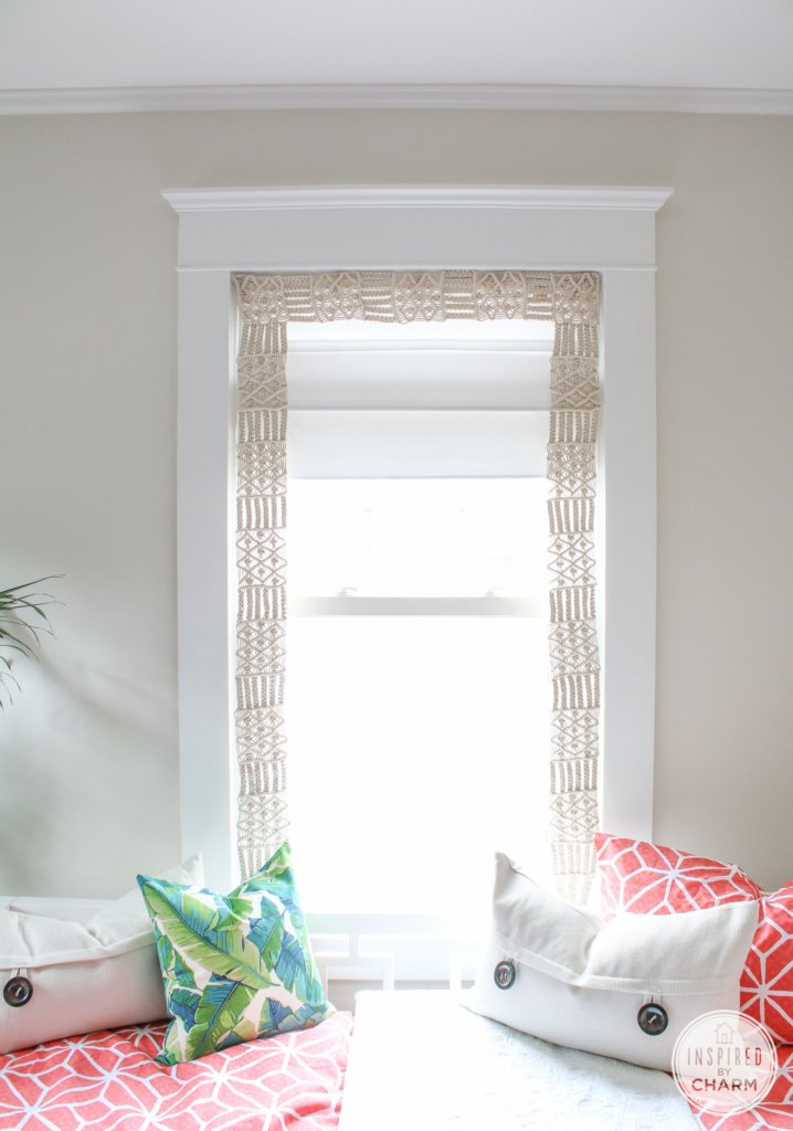 """Curtains"" for the Guest Room 