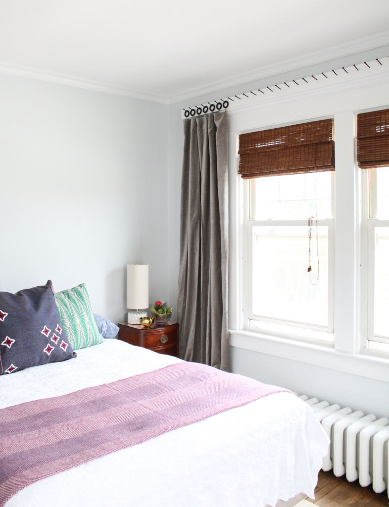 Master Bedroom Curtains | Inspired by Charm