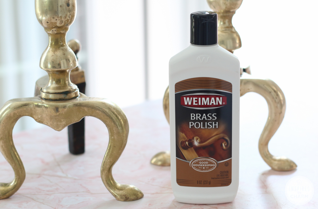 How to: Polish Brass | Inspired by Charm