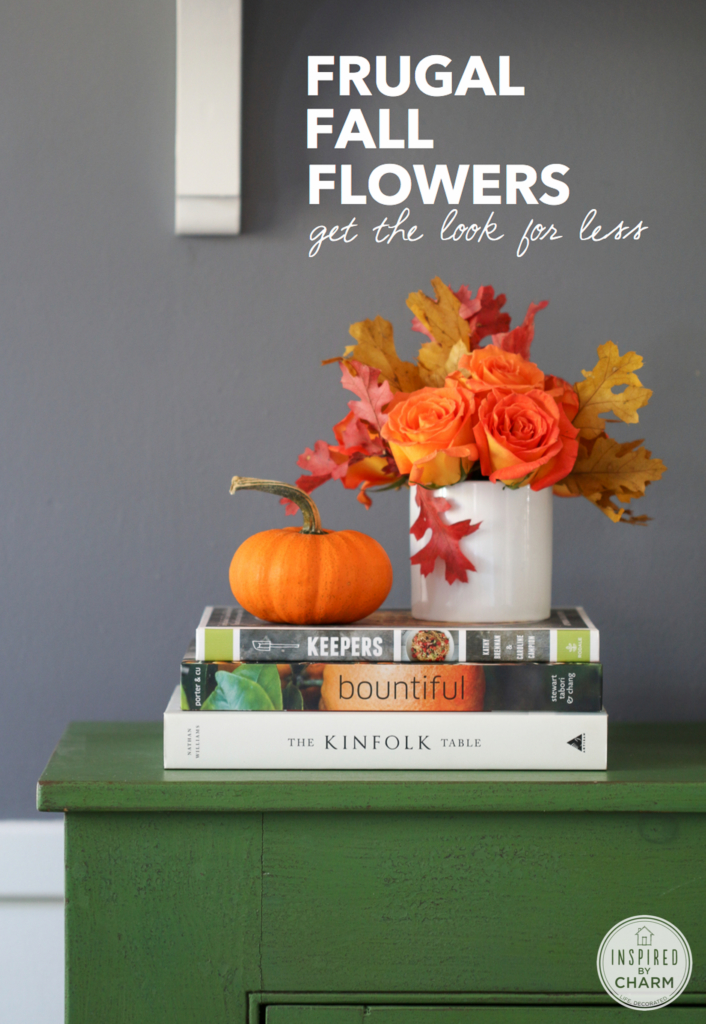 Frugal Fall Flowers