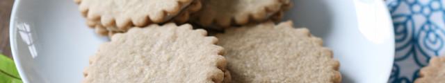 Maple Cream Sandwich Cookie