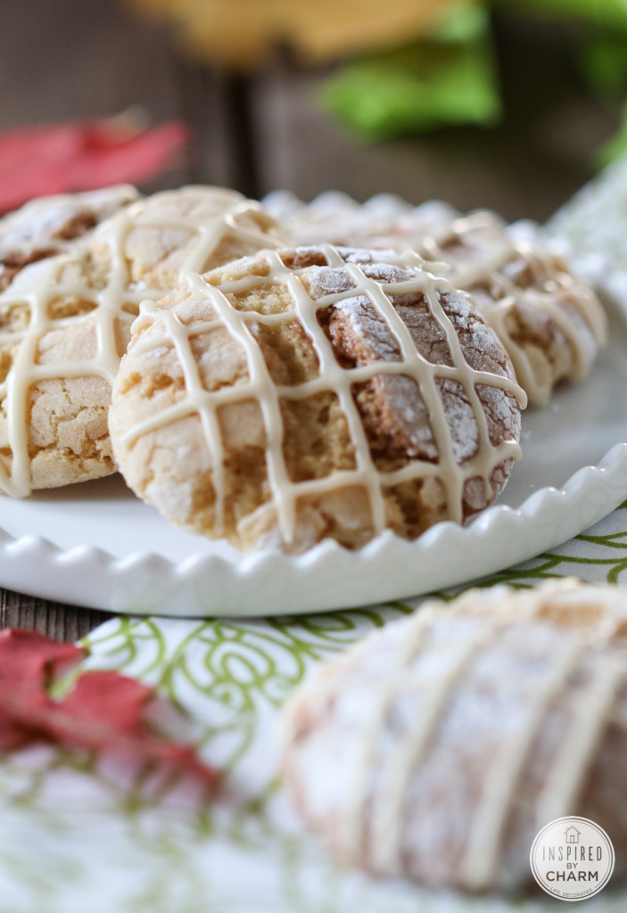 Spiced Apple Cake Cookie