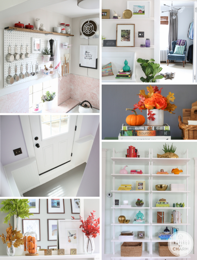 Home Decor Ideas via Inspired by Charm