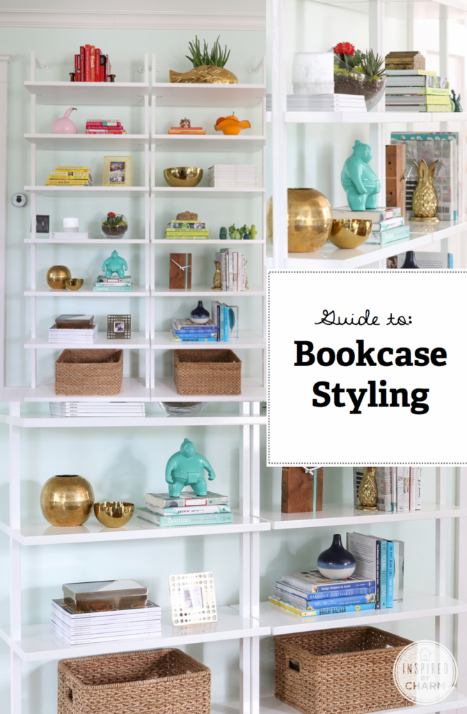 Bookcase Styling_