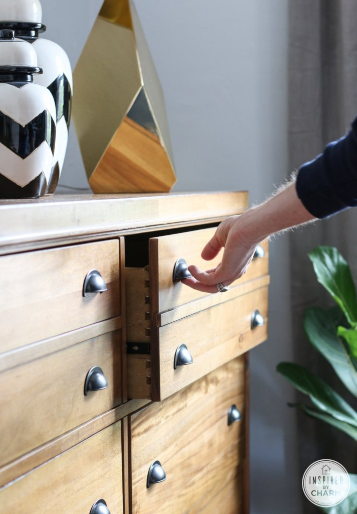 Closet Dresser | Inspired by Charm