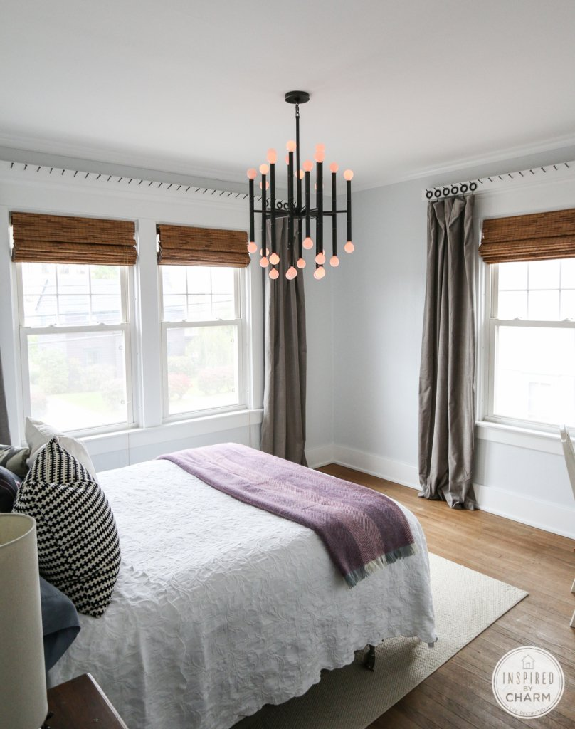 Bedroom Light Fixture | Inspired by Charm