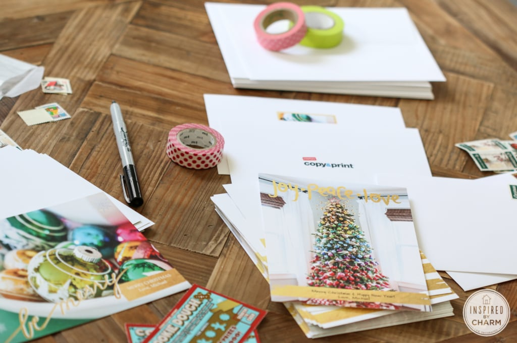 2104 Holiday Cards | Inspired by Charm