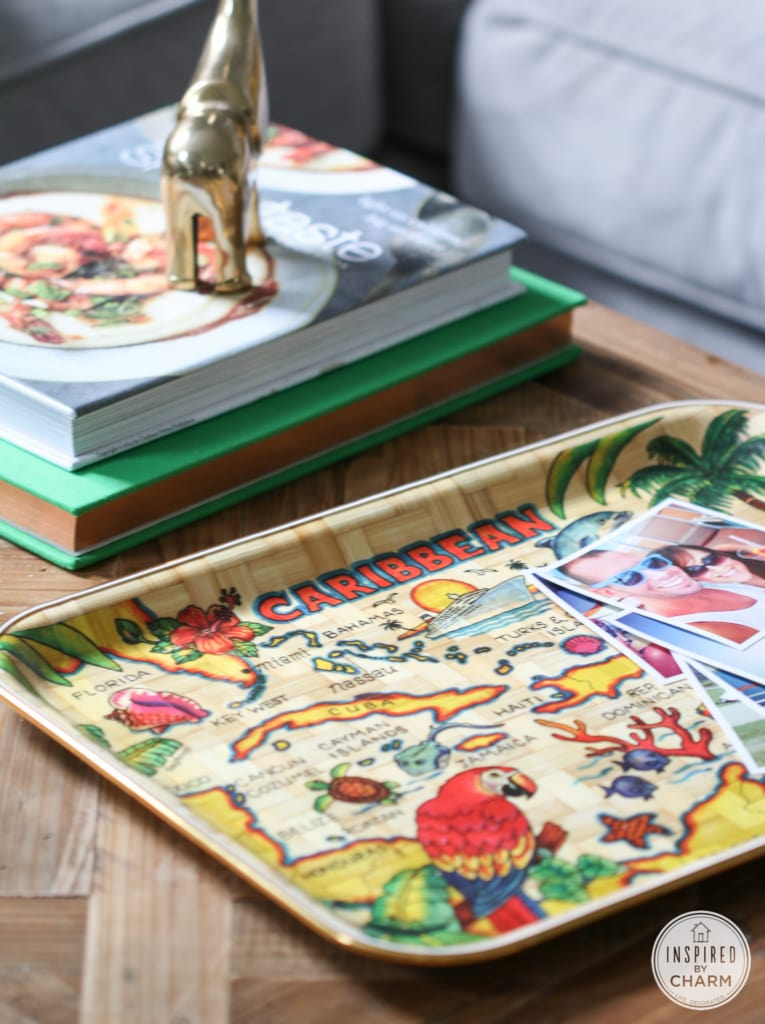 Decorating with Travel Souvenirs | Inspired by Charm