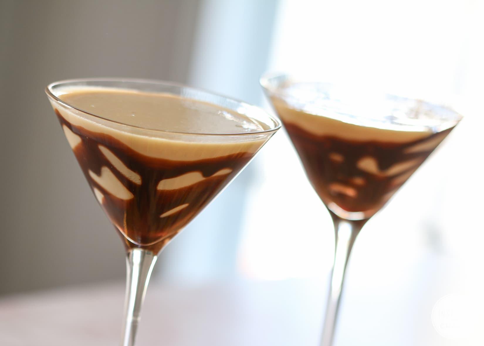 Tiramisu Martini | Inspired by Charm
