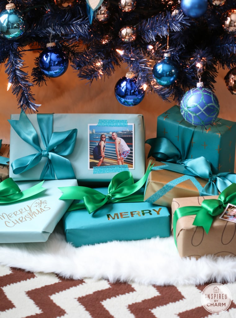 Creative Holiday Wrapping Ideas | Inspired by Charm