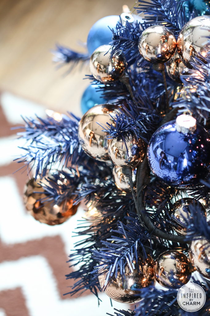 A Blue Christmas | Inspired by Charm
