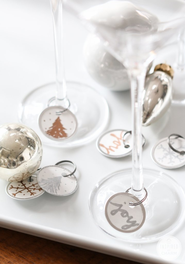 Festive Touches for Holiday Entertaining | Inspired by Charm