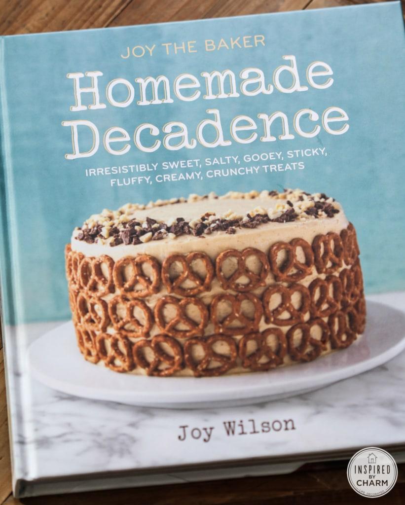 Skillet Cookie Cake   Inspired by Charm #ayearoftheskillet