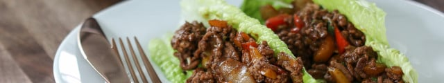 beef chili wraps