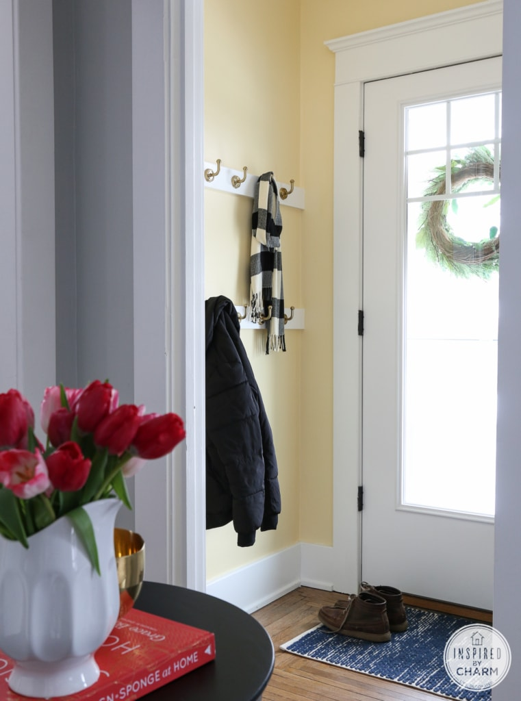 The Little Coat Rack that Could | Inspired by Charm